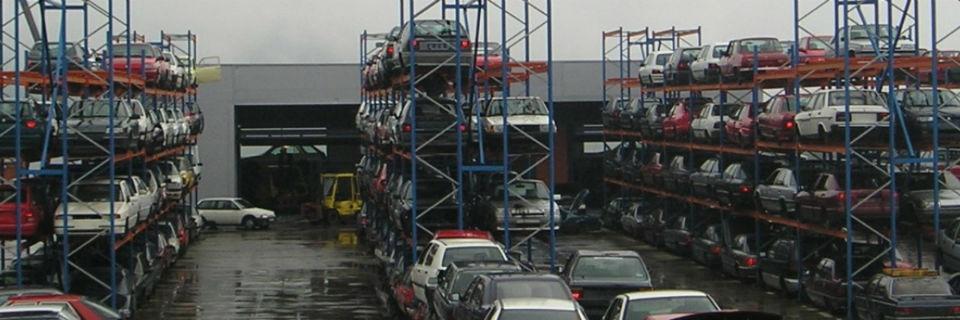PRIMERA AUTORIZACIÓN AMBIENTAL INTEGRADA DE UN  DESGUACE DE VEHÍCULOS EN GALICIA